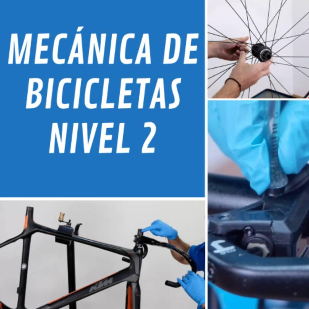Mecánica de Bicicletas Nivel 2